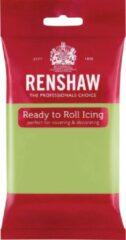 Renshaw Rolfondant Pro - Pastel Groen - 250g