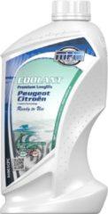 Groene MPM Koelvloeistof -40 graden Citroen / Peugeot 1 liter