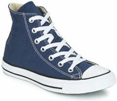 Marineblauwe Converse Chuck Taylor All Star Sneakers Hoog Unisex - Navy - Maat 39.5
