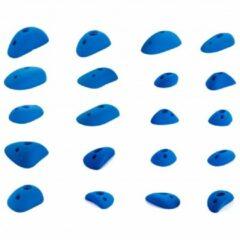 Blue pill - Small Mix - Klimgrepen blauw