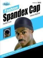 Zwarte Dream World Dream Fashion Spandex Cap