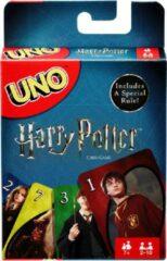 Mattel Games UNO Kaartspel Harry Potter - Kaartspel