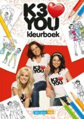 K3 Kleurboek (K3 Loves You)