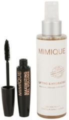 MIMIQUE Contour Spray Serum & Mascara