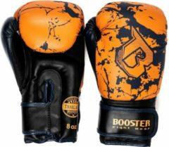 Booster Bokshandschoen Junior Marble Oranje