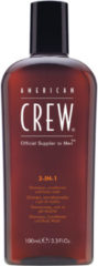 American Crew Haarpflege Hair & Body 3 in 1 Conditioner & Body Shampoo 100 ml