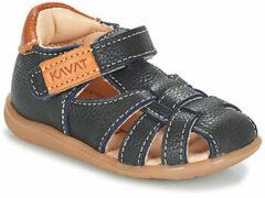 Blauwe Sandalen Kavat RULLSAND