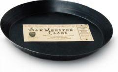 Zwarte Bakmeester Claes taart-pizzavorm 24cm