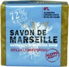 Aleppo Soap Co. Savon De Marseille Authentic Marseille Soap Zeep Alle Huidtypen 100gr