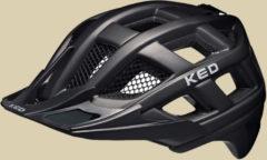 KED Crom unisex Fahrradhelm Kopfumfang L 57-62 cm black matt