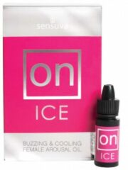 Transparante On™ For Her Arousal Oil Ice - 5 ML.