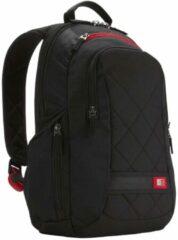 Zwarte Case Logic Sporty Backpack 14 inch black backpack