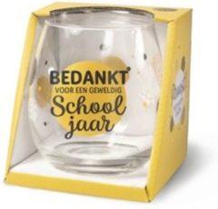 Miko Wijn - Waterglas Schooljaar Proost!