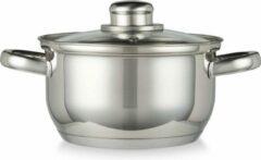 Zilveren Blokker Comfort Kookpan - Ø 16 cm - 1,6 L