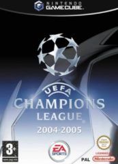 Electronic art UEFA Champions League 2004-2005