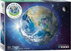 Eurographics puzzel Save the Planet! Our Planet - 1000 stukjes