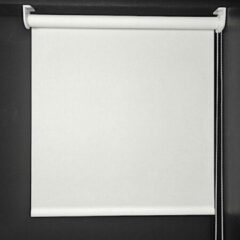 Gordijnenhuis Rolgordijn verduisterend - 240x180 wit