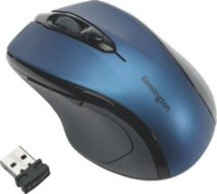 Blauwe Kensington Pro Fit® Mid-Size Wireless Mouse Sapphire Blue