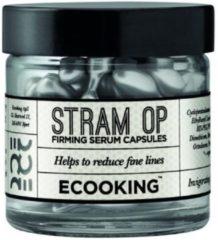 Ecooking Firming Serum in Capsules - Verstevigend en Anti Rimpel Serum - Voor Gezicht, Hals en Decolleté - Unisex - Vegan & Parfumvrij - 60 Capsules