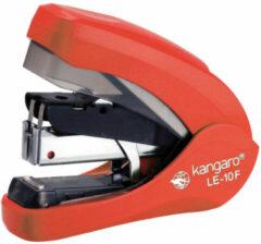 Nietmachine Kangaro LE-10F rood flat clinch