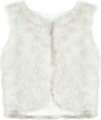 Ducky Beau Gilet - Snow White - Maat 86