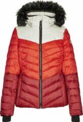 Killtec - Brinley - wintersport jas - dames - rood - maat 40