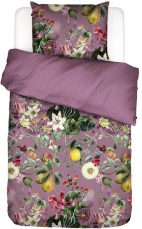 Afbeelding van Essenza Mary - Dekbedovertrek - Eenpersoons - 140x200/220 cm + 1 kussensloop 60x70 cm - Lilac