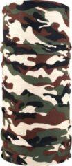 Beige SA Company - Nekwarmer - Camouflage - Leger - Basis