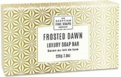 Scottish Fine Soaps Luxury Soap Bars Frosted Dawn Luxury Soap Zeep 220gr