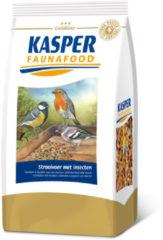 Kasper Faunafood Goldline Strooivoer met Insecten - Vogelvoer - 1 kg