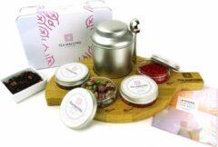 Dutch Tea Maestro - Thee cadeau - Thee plateau - Zelf thee blenden pakket voor thuis - Love Premium Thee Pakket - losse thee