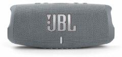 Licht-grijze JBL CHARGE 5 draagbare bluetooth speaker