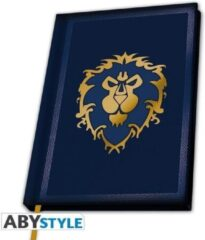 [Merchandise] ABYstyle World of Warcraft A5 Notebook