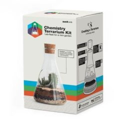Transparante Suck UK Chemistry Terrarium Kit