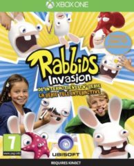 Ubisoft Rabbids Invasion: The Interactive TV Show