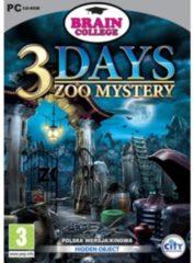 City Interactive Brain College: 3 days Zoo Mystery - Windows