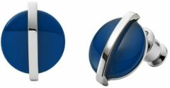 Zilveren Skagen Damen-Ohrschmuck Edelstahl One Size 87925455