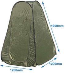 Proplus Pop Uptent 190 X 120 Cm - Groen - 1 Persoons