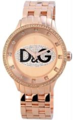Dolce & Gabbana Prime Time DW0847 dames horloge