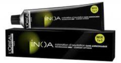 L'Oréal Paris LOreal Inoa Coloration D Oxydation Ammonia Free Hair Colour 60g - 6.13 Dark Ash Golden Blonde