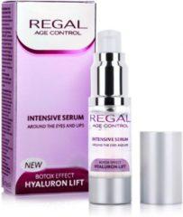 Rosa Impex BOTOX EFFECT EN HYALURON LIFTING SERUM met pompje tegen rimpels voor Ogen en Lippen 15ML