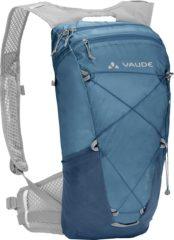 Blauwe Vaude Uphill 12 LW - Rugzak - Volwassenen - washed blue