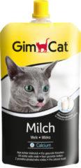 Gimcat Melk Voor Katten - Kattensnack - Melk 200 ml - Kattenvoer