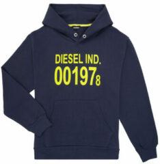 Blauwe Sweater Diesel SGIRKHOOD