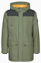 Groene Kleding Onspeter Techincal Parka by Only & Sons