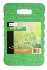 Groene Winter totalflooring Kniekussen / knielkussen / tuinkussen Lime 40 x 25 x 1,5 cm