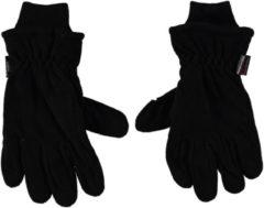 Heat Keeper Thermo heren thinsulatie fleece handschoenen zwart - L/XL