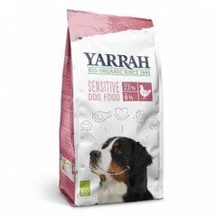 Yarrah Adult Sensitive Kip & Rijst - Biologische Hondenvoer - 2 kg