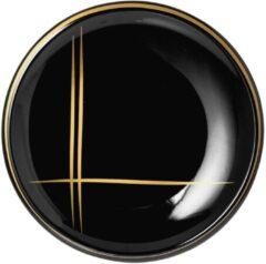Riverdale NL Dinerbord Suzie zwart 27cm