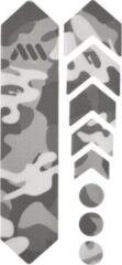 Donkergrijze All Mountain Style AMS Frame Guard Basic Camo